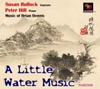 A Little Water Music CD cover
